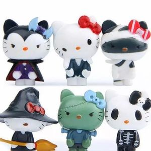 Hello Kitty 🐱 Halloween Figurines NEW!!!
